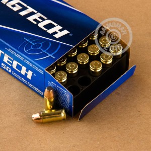 Picture of 9MM LUGER MAGTECH 95 GRAIN JSP (50 ROUNDS)