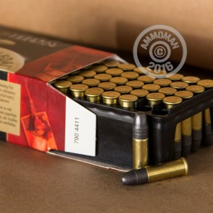 Picture of 22 LR FEDERAL GOLD MEDAL MATCH 40 GRAIN LRN (50 ROUNDS)
