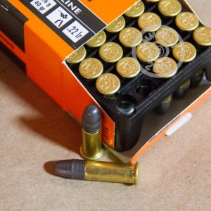Picture of .22LR RWS TARGET RIFLE 40 GRAIN LRN (50 ROUNDS)