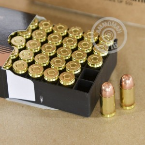 Picture of 380 ACP PMC 90 GRAIN FULL METAL JACKET (50 ROUNDS)