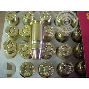 Picture of 357 SIG FEDERAL 125 GRAIN FULL METAL JACKET (1000 ROUNDS)