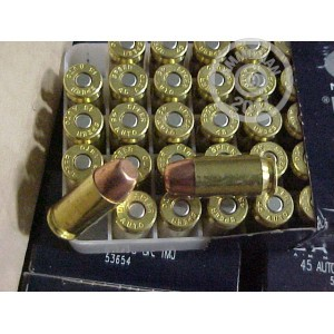 Picture of .45 ACP SPEER LAWMAN 185 GRAIN TMJ (1000 ROUNDS)