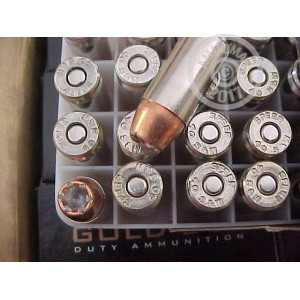 Picture of .40 S&W SPEER FACTORY NEW GOLD DOT HP 155 GRAIN (1000 ROUNDS)