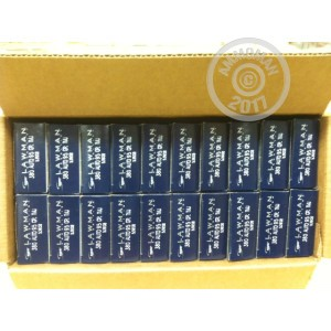 Picture of .380 ACP Speer Lawman 95 GRAIN - FMJ #53608 (1000 ROUNDS)
