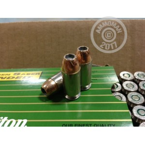 Picture of .45 ACP REMINGTON GOLDEN SABER 185 GRAIN BJHP (500 ROUNDS)