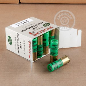 "Picture of 12 GAUGE FIOCCHI LE 2-3/4"" RUBBER BUCKSHOT (25 SHELLS)"