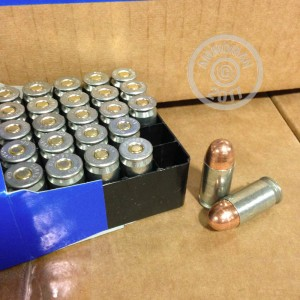 Picture of 45 ACP SILVER BEAR 230 GRAIN FULL METAL JACKET #AS45FMJ (500 ROUNDS)