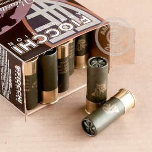 """Picture of 12 GAUGE FIOCCHI HIGH VELOCITY 2-3/4"""" 1-1/4 OZ. #5 SHOT (25 ROUNDS)"""