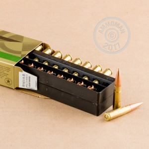 Picture of .300 AAC REMINGTON PREMIER MATCH 125 GRAIN OTM (20 ROUNDS)