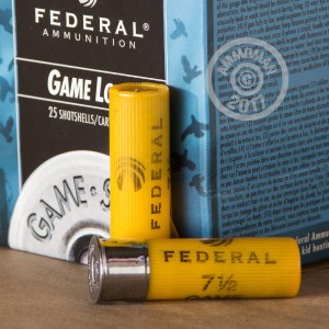 """Picture of 20 GAUGE FEDERAL GAME SHOK 2-3/4"""" #7.5 (25 SHELLS)"""