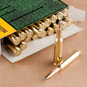 Picture of 6.5X55 SWEDISH SELLIER & BELLOT 140 GRAIN SOFT POINT (20 ROUNDS)