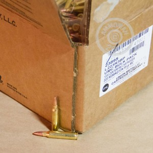 Picture of 223 REMINGTON UMC BULK PACK 55 GRAIN FMJ (1000 ROUNDS)