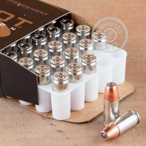 Picture of 9MM LUGER +P SPEER LE GOLD DOT 124 GRAIN GDHP (1000 ROUNDS)