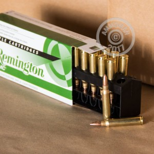 Picture of 223 REM REMINGTON UMC 55 GRAIN MC (20 ROUNDS)
