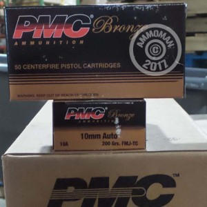 Picture of 10MM AUTO PMC 200 GRAIN FMJ (1000 ROUNDS)
