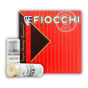 "Picture of 12 GAUGE FIOCCHI 2-3/4"" 1 OZ. #8 SHOT (25 ROUNDS)"