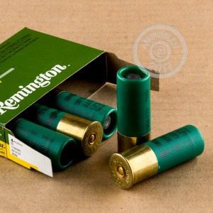 "Picture of 12 GAUGE REMINGTON SLUGGER 2 3/4"" 7/8 OZ HIGH VELOCITY RIFLED SLUG (5 ROUNDS)"
