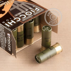 "Picture of 12 GAUGE FIOCCHI HIGH VELOCITY 2-3/4"" 1-1/5 OZ. #7.5 SHOT (250 ROUNDS)"