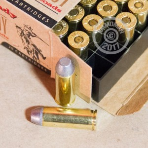 Picture of 45 COLT HORNADY COWBOY 255 GRAIN LRN (20 ROUNDS)