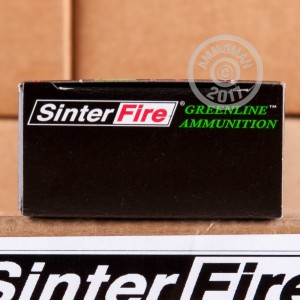 Picture of 223 Rem - 45 Grain Frangible - SinterFire Greenline - 20 Rounds