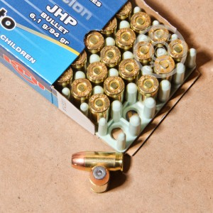 Picture of 380 AUTO PRVI PARTIZAN 94 GRAIN JHP (50 ROUNDS)