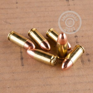 Picture of 9MM LUGER ARMSCOR 115 GRAIN FMJ (1000 ROUNDS)