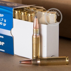 Picture of 308 WIN PRVI PARTIZAN 180 GRAIN SP (500 ROUNDS)
