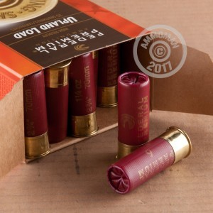 Great ammo for upland bird hunting, these Federal rounds are for sale now at AmmoMan.com.