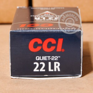 Picture of 22 LR CCI QUIET 40 GRAIN LRN (500 ROUNDS)