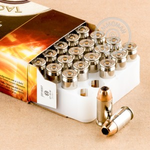 Picture of .45 ACP FEDERAL PREMIUM 230 GRAIN JHP HST (50 ROUNDS)