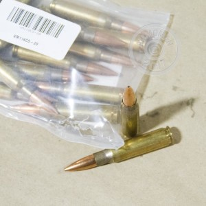 Picture of 7.62 NATO FEDERAL LAKE CITY M118 LONG RANGE 175 GRAIN HPBT (50 ROUNDS)