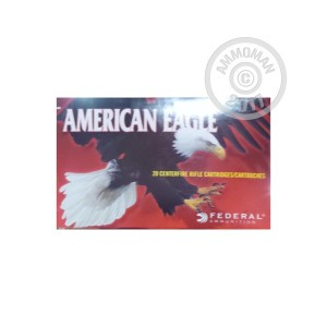 Picture of 300 AAC BLACKOUT FEDERAL AMERICAN EAGLE 150 GRAIN FMJ (500 ROUNDS)