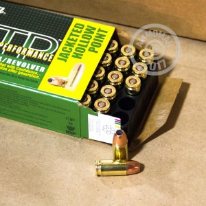 Picture of 9MM LUGER REMINGTON HTP 115 GRAIN JHP (500 ROUNDS)