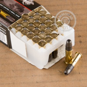 Picture of 22 LR WINCHESTER SUBSONIC MAX 42 GRAIN LHP (50 ROUNDS)