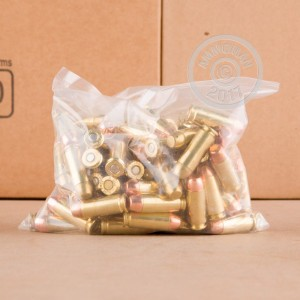 Picture of 10MM AUTO MIXED BRASS AND NICKEL PLATED (100 ROUNDS)