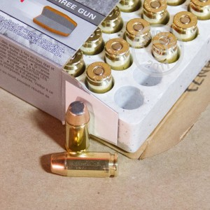 Picture of 40 S&W WINCHESTER WIN3GUN 180 GRAIN FMJ (500 ROUNDS)