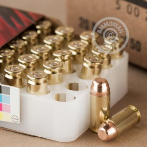 Picture of .40 S&W FEDERAL AMERICAN EAGLE 180 GRAIN FMJ (50 ROUNDS)
