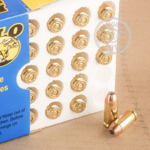 Picture of 40 S&W +P BUFFALO BORE 155 GRAIN JHP (20 ROUNDS)