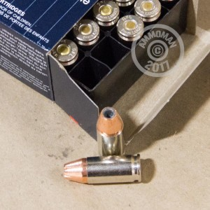 Picture of 9MM LUGER FIOCCHI SHOOTING DYNAMICS XTP 124 GRAIN JHP (25 ROUNDS)
