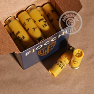"Picture of 20 GAUGE FIOCCHI LOW RECOIL TARGET 2-3/4"" #7.5 SHOT (25 SHELLS)"