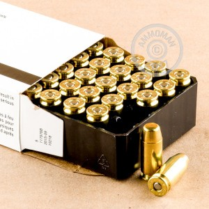 Picture of .40 S&W REMINGTON UMC 180 GRAIN MC (250 ROUNDS)