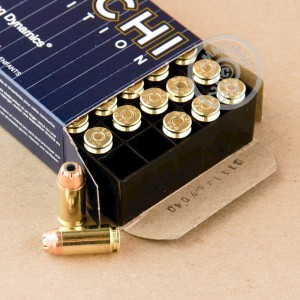 Picture of .40 S&W FIOCCHI 165 GRAIN JHP (1000 ROUNDS)