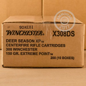 Picture of 308 WINCHESTER DEER SEASON 150 GRAIN POLYMER TIPPED (20 ROUNDS)