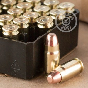 Picture of .357 SIG REMINGTON UMC 125 GRAIN METAL CASE (500 ROUNDS)