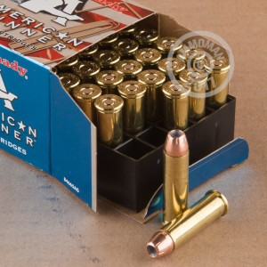 Picture of 357 MAGNUM HORNADY AMERICAN GUNNER 125 GRAIN JHP (25 ROUNDS)