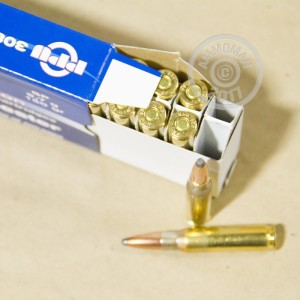 Picture of .308 PRVI PARTIZAN 150 GRAIN SOFT POINT (500 ROUNDS)