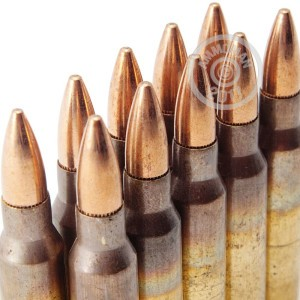 Picture of 5.56x45 - 55 gr FMJBT XM193 - Federal - 100 Rounds