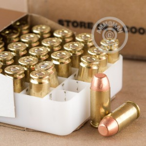 Picture of .40 S&W BLAZER BRASS 180 GRAIN FMJ (50 ROUNDS)