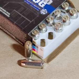 Picture of 40 S&W FEDERAL GUARD DOG 135 GRAIN EFMJ (20 ROUNDS)