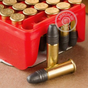 Picture of 22 LR RWS R 100 PREMIUM LINE 40 GRAIN LEAD ROUND NOSE (50 ROUNDS)